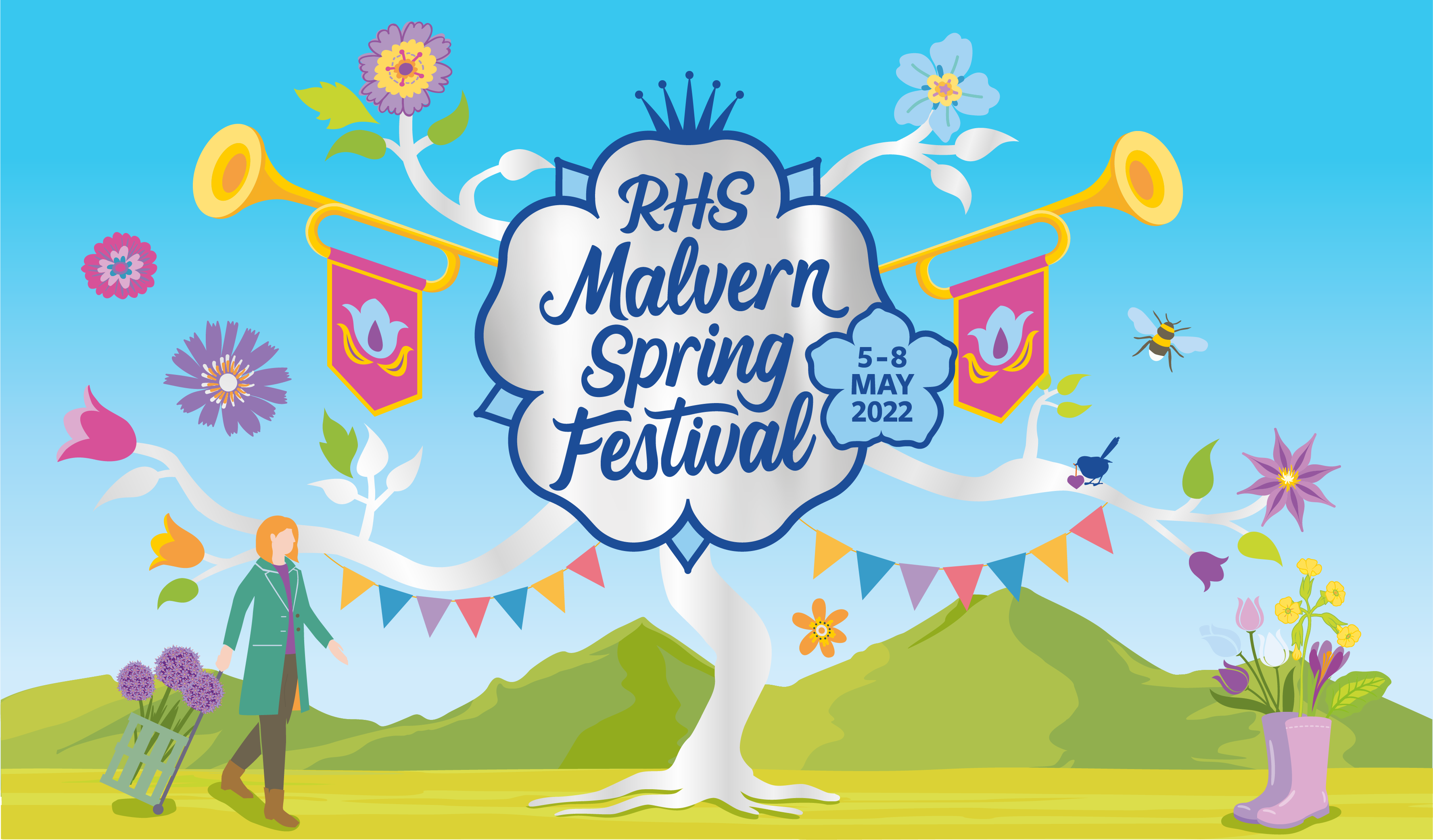 RHS Malvern Spring Festival 2021