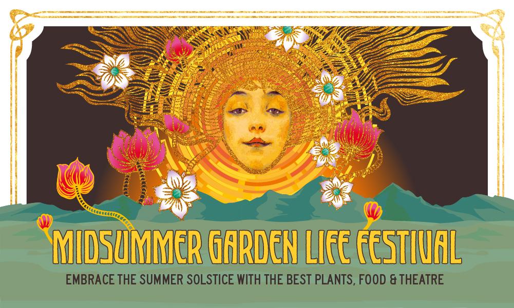 Midsummer Garden Life 2021