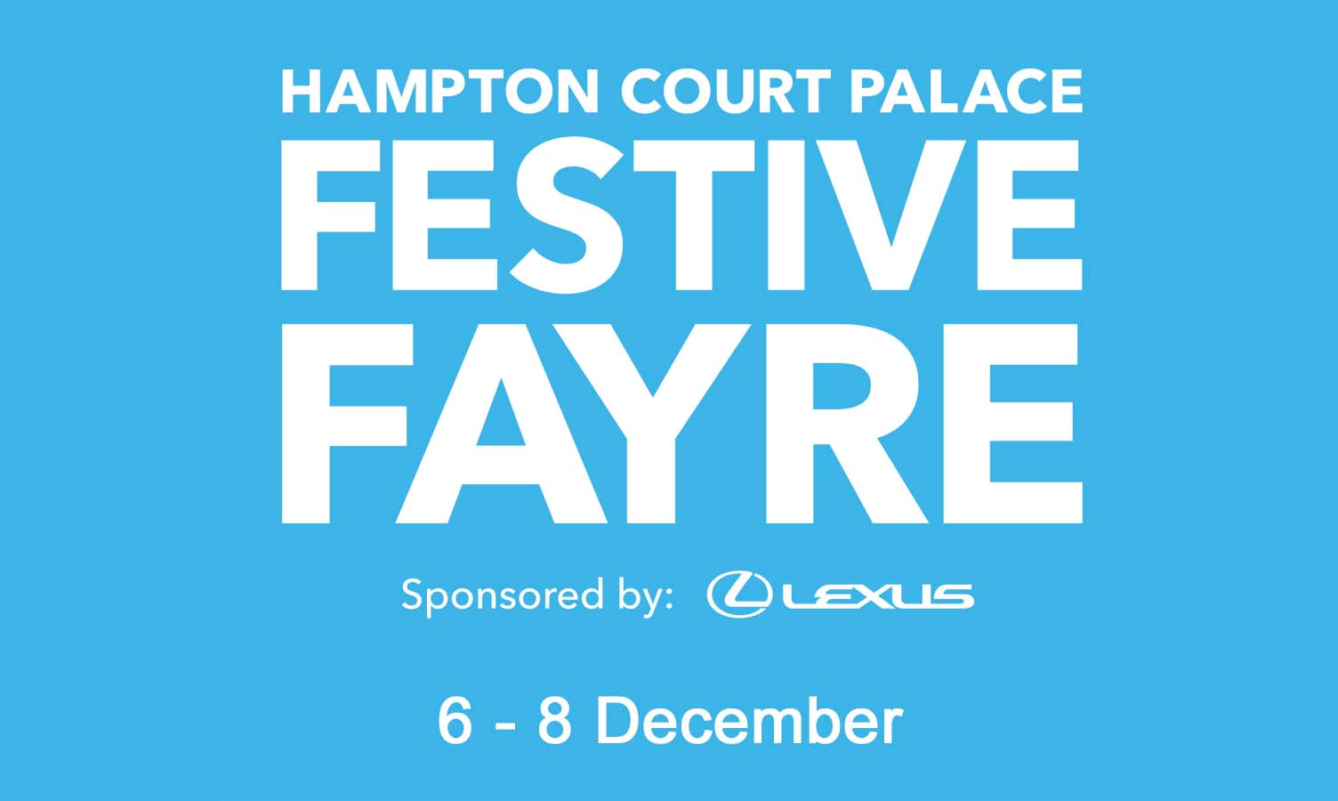 Hampton Court Food Festival